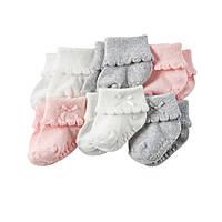 Комплект носочки  Carters (Картерс) (0-3М,12-24М)