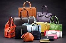Жіночі сумки, клатчі, гаманці та рюкзаки