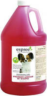Espree Strawberry Lemonade Shampoo- шампунь для глубокой чистки  для собак 3,79 л зоотовары