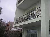 Кованые перила на балкон, фото 2