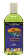 NATURAL CONDITIONING SHAMPOO WITH EVENING PRIMROSE - натуральный кондиционирующий шампунь с маслом примулы вечерней, 100мл