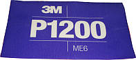 Гибкий полировальный абразивный лист CROW Hookit™ 140мм*171мм, P1200