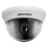 Видеокамера купольная цветная Hikvision DS-2CE55A2P