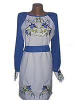 "Жіноче вишите плаття ""Кетлін"" (Женское вышитое платье ""Кетлин"") PN-0001"