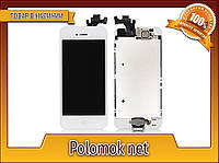 Модульная сборка на Iphone 5 белый