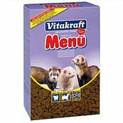 Vitakraft Menu for Ferrets корм для фреток