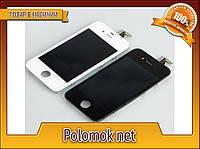 Модульная сборка на Iphone 4 белый
