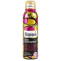 Дезодорант (спрей) женский Balea Deo Bodyspray Golden Magic 200 ml