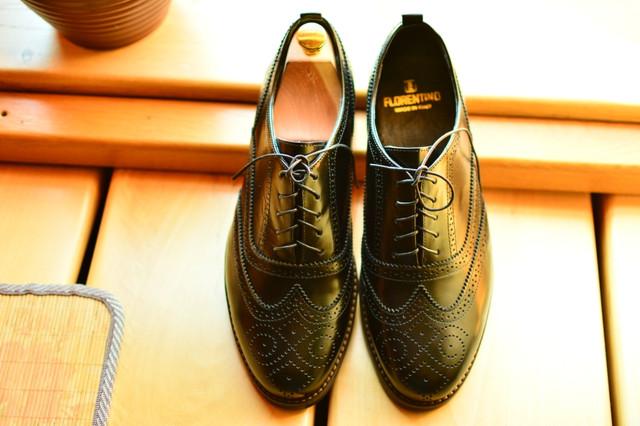 e13912f3f Мужские туфли броги Florentino купить в Украине от магазин обуви ...