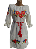 "Жіноче вишите плаття ""Кейтлін"" (Женское вышитое платье ""Кейтлин"") PN-0005"