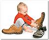 Как растянуть туфли мужские?