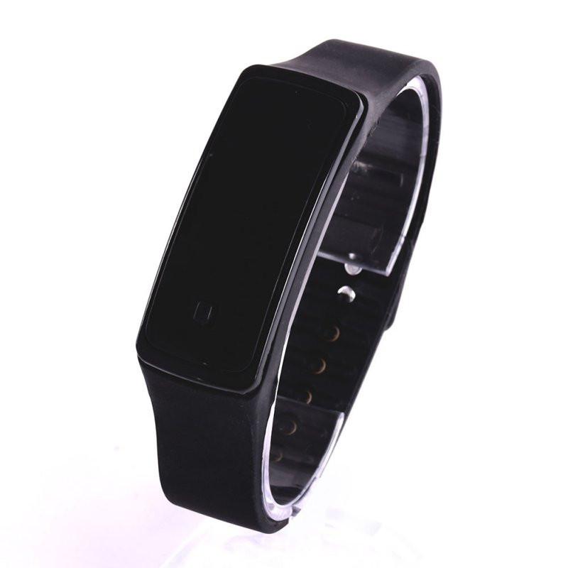 Часы светодиодные Q-Black