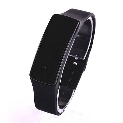 Часы светодиодные Q-Black, фото 2