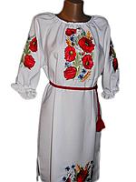 """Жіноче вишите плаття """"Лейрі"""" (Женское вышитое платье """"Лейри"""") PN-0014"""