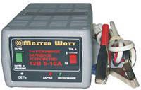 Автоматическое зарядное устройство 12В 5-10А 2-х режимное (заряд /заряд+хранение)