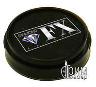 Аквагрим Diamond FX основной чёрный