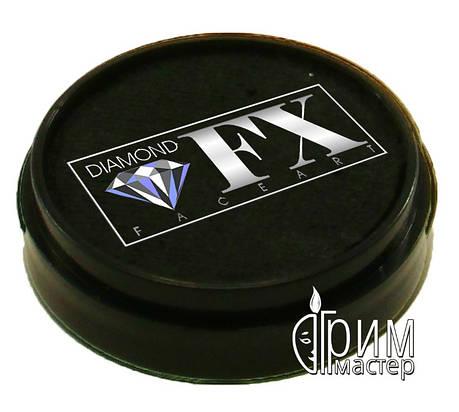 Аквагрим Diamond FX основной чёрный 10g, фото 2