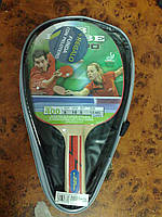 Комплект для наст.тенісу Enebe Equipo 1 ракетка+1 чохол №888452
