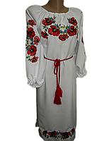 """Жіноче вишите плаття """"Лорена"""" (Женское вышитое платье """"Лорена"""") PN-0016"""