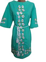 """Жіноче вишите плаття """"Мален"""" (Женское вышитое платье """"Мален"""") PN-0023"""