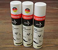 Спрей - краска для гладкой кожи  SCHUMAN черная