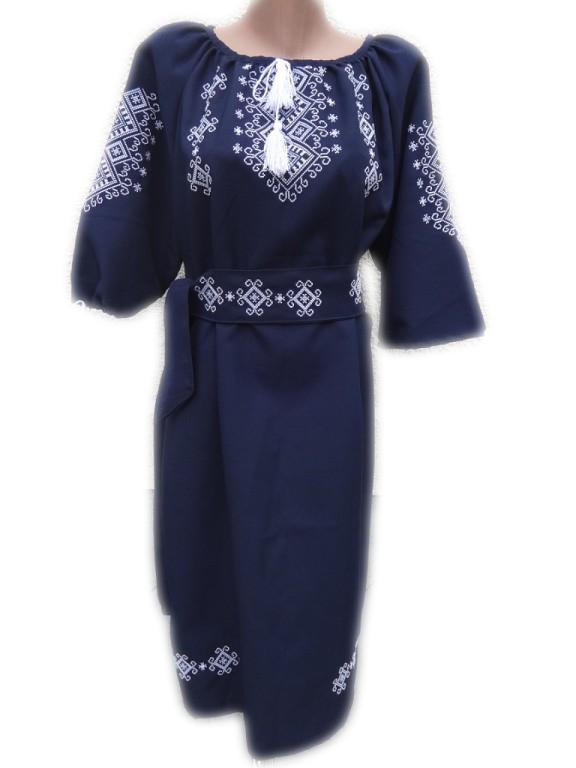 """Женское вышитое платье """"Лорайн"""" PN-0025"""