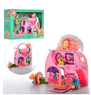 Домик сумочка для Пони My little pony 2386 LP