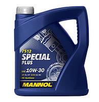 Моторное масло Mannol Special Plus SAE 10W-30 A3/B3 5 л