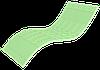 Ортопедический мини-матрас Top Green