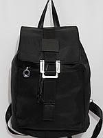 Рюкзак текстильный с вставками из кож.зама, фото 1