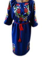 """Жіноче вишите плаття """"Маккел"""" (Женское вышитое платье """"Маккел"""") PN-0031"""
