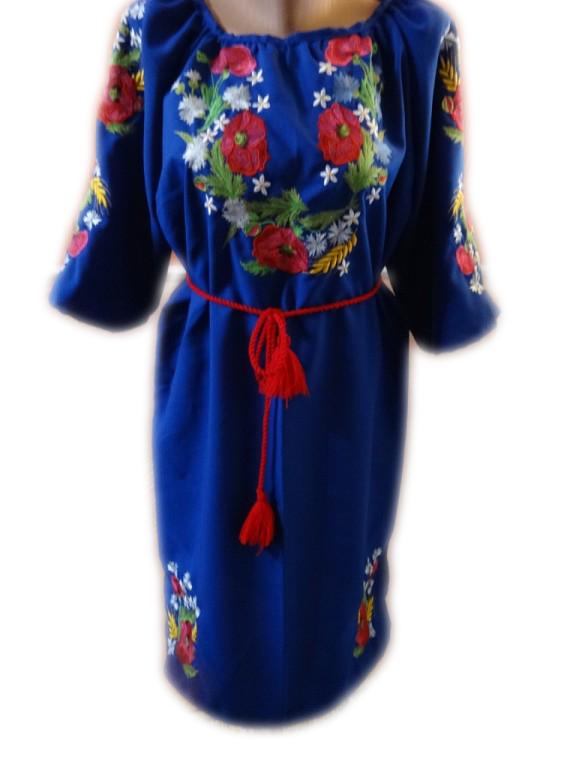"""Женское вышитое платье """"Маккел"""" PN-0031"""