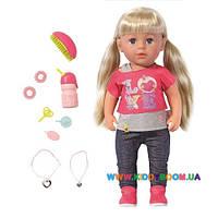 Кукла Baby born Старшая сестричка Zapt creation 820704