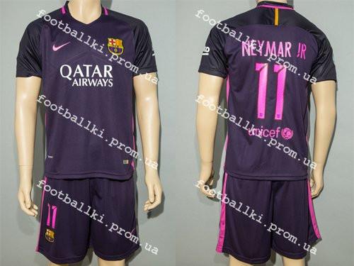 Футбольная форма Барселоны выездная Неймара  продажа, цена в Буче ... 3b4f0bdb92d