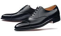 Как шнуровать мужские туфли?