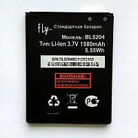 Батарея (АКБ, аккумулятор) BL5204 для Fly IQ447 ERA Life 1 (1500 mah), оригинальный