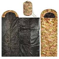 Спальный мешок спальник SMB0001 Хаки