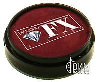 Аквагрим Diamond FX основной Бордовое вино