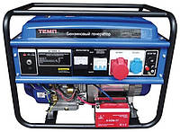 Бензиновый генератор Темп ОБГ-6500E c электростартером