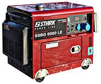 Дизельный генератор STARK SSDG 6000 LE