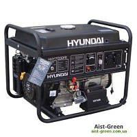Генератор бензиновый Hyundai HHY 7000FE