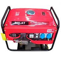 Бензиновый генератор Булат BT3000