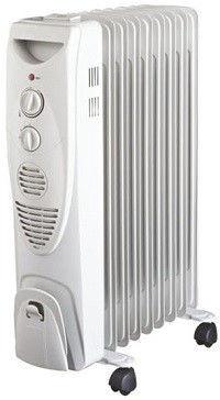 Масляный радиатор VES Electric TRG9HO 2000 Вт