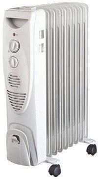 Масляный радиатор VES Electric TRG9HO 2000 Вт, фото 2