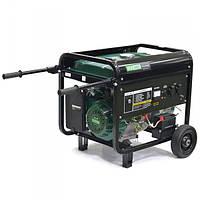 Бензиновый генератор Iron Angel EG 5500E с электростартером