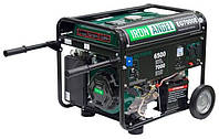 Бензиновый генератор Iron Angel EG 7000E с электростартером