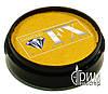 Аквагрим Diamond FX основной жёлтый 10g