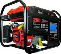 Бензиновый генератор е. Нot LC3500-AS
