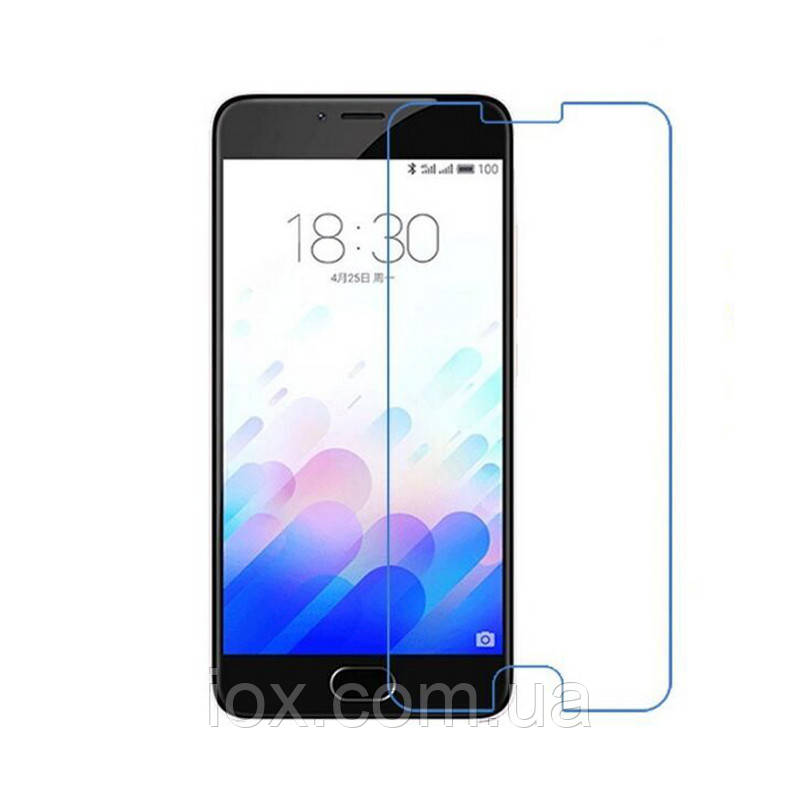 Пленка защитная на экран для телефона Meizu M3 Note