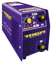 Сварочный инвертор RIGA ММА-205 B mini (кейс)